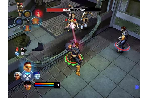 X-Men Legends 2 Game - Free Download Full Version For Pc
