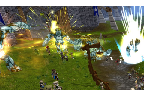Earth Eternal Revamped Begins Open Beta - MMO Bomb