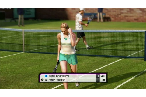 Virtua Tennis 3 Game Free Download - Game Maza