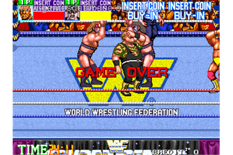 WWF WrestleFest - Arcade - Games Database