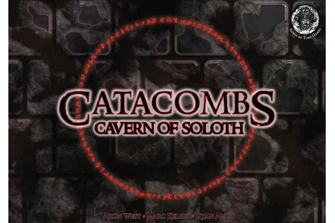 Catacombs: Cavern of Soloth - Board & Card Games ...