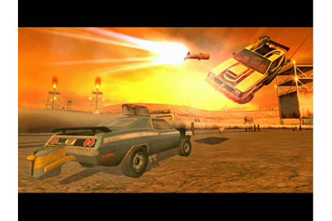 Vigilante 8 Arcade Review for Xbox 360 (2008) - Defunct Games