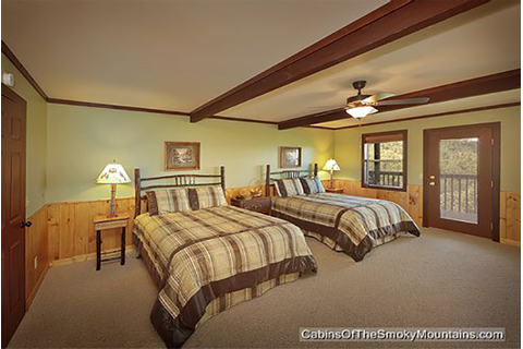 Pigeon Forge Cabin - Smokies Tower From $280.00