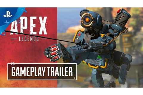 Apex Legends - Gameplay Trailer | PS4 - YouTube