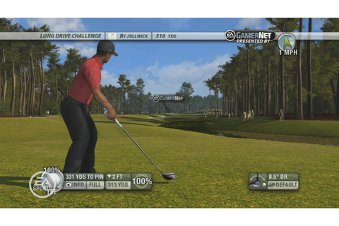 Amazon.com: Tiger Woods PGA Tour 09 - Xbox 360: Artist Not ...