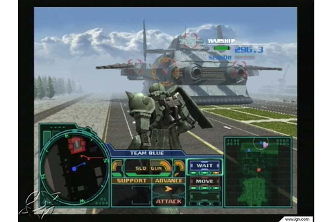 Mobile Suit Gundam: Zeonic Front (USA) PS2 ISO | Cdromance