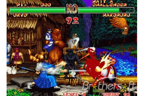 Download Samurai Shodown 2 Game Full Version For Free