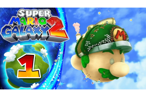 Super Mario Galaxy 2 ITA [Parte 1 - Welcome New Galaxy ...