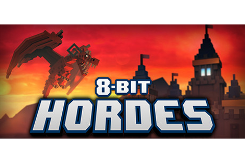 8-Bit Hordes on Steam