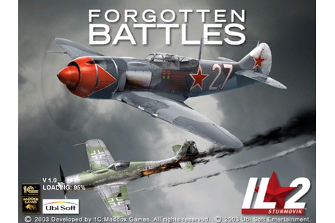 IL-2 Sturmovik: Forgotten Battles Download (2003 ...