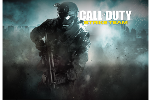 Call of Duty Strike Team APK SD Data free for Android ...