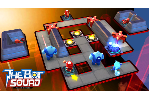 The Bot Squad: Puzzle Battles Archives - GameRevolution