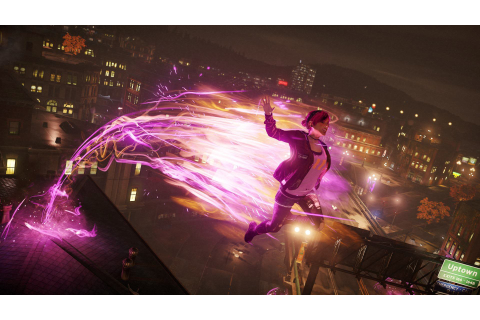 InFamous: First Light Power Guide - GameRevolution