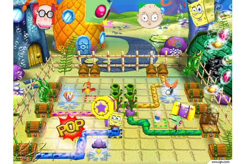 Nickelodeon Party Blast Screenshots, Pictures, Wallpapers ...