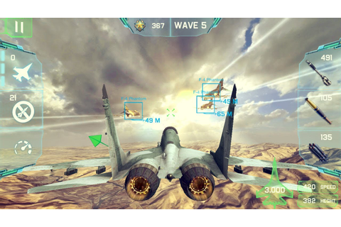 Ace Fighter Modern Air Combat (by Parsis Games) Android ...