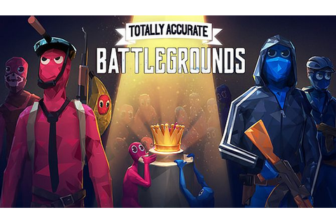 Totally Accurate Battlegrounds « GamesTorrent