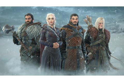 Assemble Your Own Night's Watch In Game Of Thrones Beyond ...