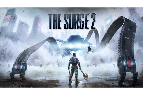 The Surge 2 Review - A City in Chaos