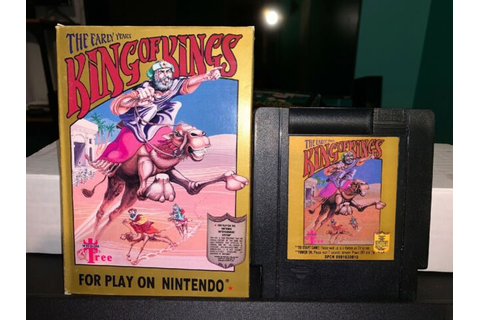 King of Kings: The Early Years (Nintendo Entertainment ...