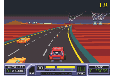 The Making Of RoadBlasters | Retro Gamer