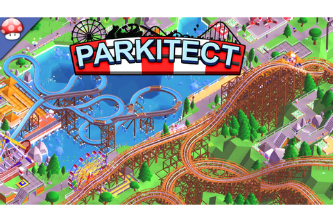 Parkitect: Gameplay (PC HD) (Steam Early Access Theme Park ...