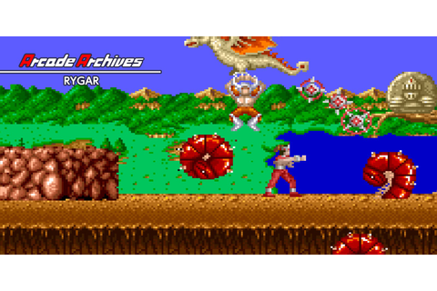 Arcade Archives RYGAR | Nintendo Switch download software ...