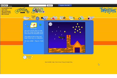 Tweenies Games - Bing images
