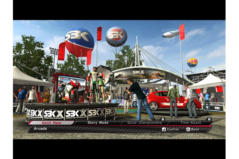 SBK X Superbike World Championship Demo Download