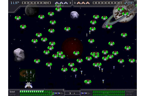 Galaforce Worlds - Download Galaforce Worlds Game Now