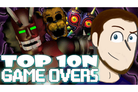 Top 10N Game Overs - SmashMasterShow - YouTube