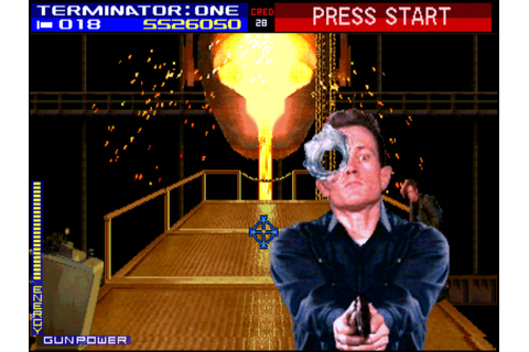 Friday at the Movies: Terminator 2: Judgment Day (Arcade ...
