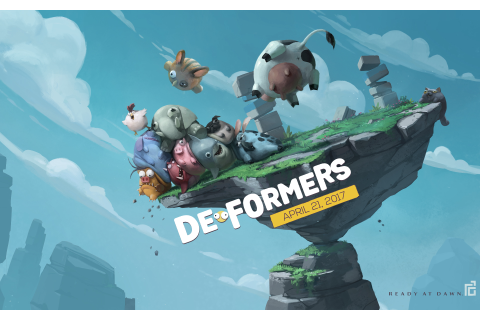Deformers Review (PS4)