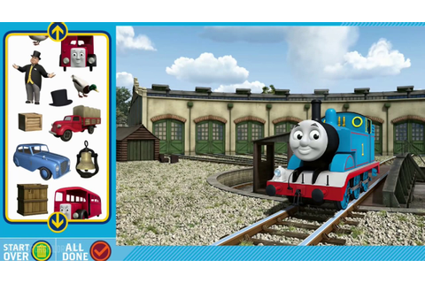 Thomas and Friends Full Game Episode of Steam Team ...