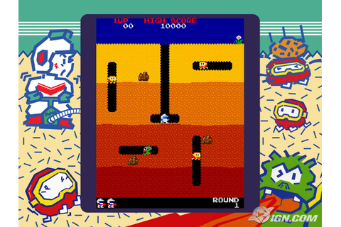 Namco Museum Remix Review - IGN