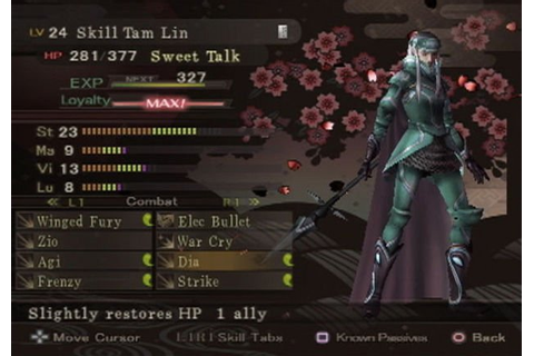 Review: Devil Summoner 2: Raidou Kuzunoha vs. King Abaddon