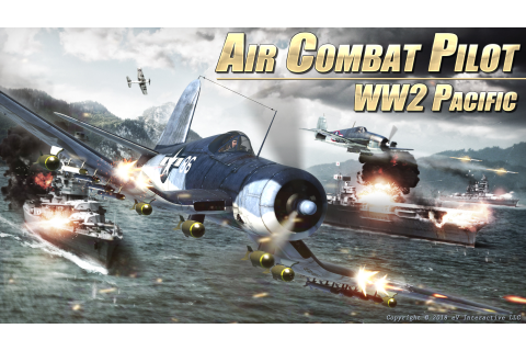 Air Combat Pilot: WW2 Pacific iOS, Android game - Indie DB