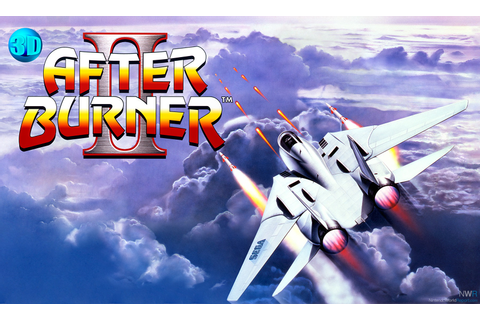 3D After Burner II full game free pc, download, play. 3D ...