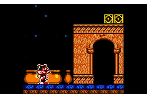 Play Titus the Fox to Marrakech and Back (USA) • Game Boy ...