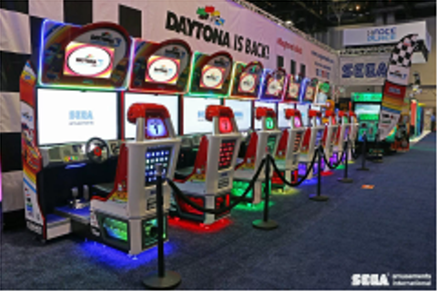 Sega has created a modern version of arcade favorite ...
