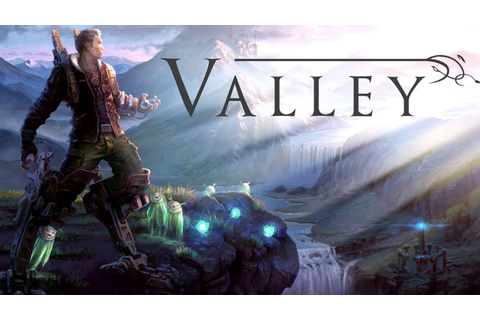 Valley (Video Game) Gameplay: Intro Level - YouTube