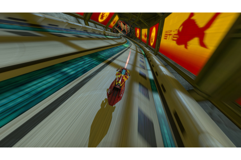 video Games, Wipeout, Wipeout HD, Piranha, Racing ...