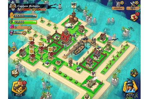 Plunder pirates iPhone game - free. Download ipa for iPad ...