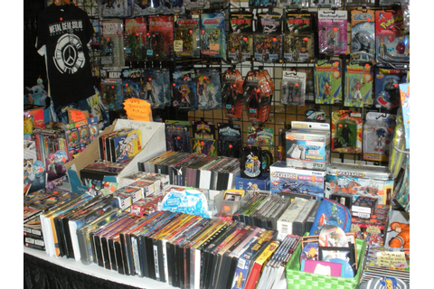All Things Video Games: Too Many Games Convention in Oaks ...