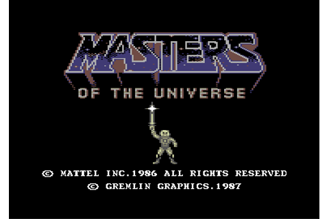 Download Masters of the Universe: The Movie - My Abandonware