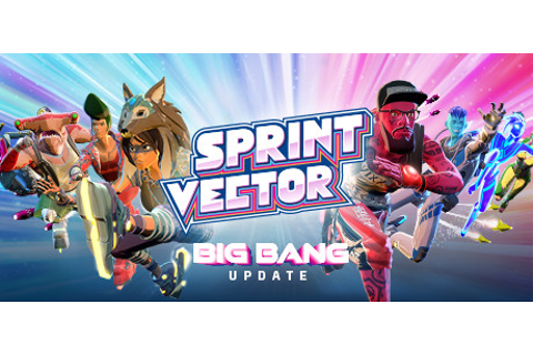 Sprint Vector on Steam