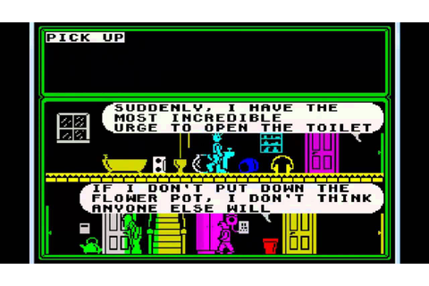 YBN Review: The Young Ones - ZX Spectrum - YouTube