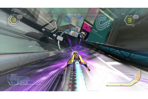 Wipeout HD Race (1080p Game Capture HD) - YouTube