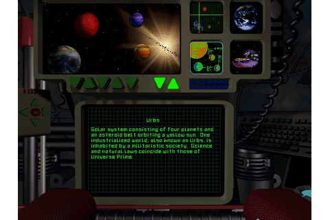 Chronomaster Download (1995 Adventure Game)