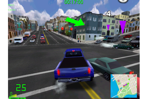 Download Midtown Madness Pc Game Free ~ Gamex Heaven