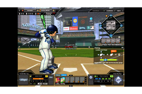 MLB Dugout Heroes Gameplay - YouTube